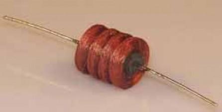 HF-Drosselspulen, 2.5µH, ⌀13mm