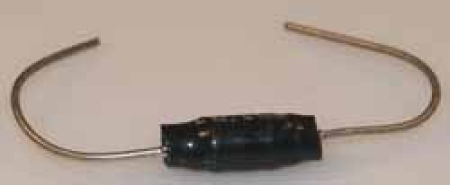 Entstördrossel mit Stabkern aus HF-Einsen, 5µH
