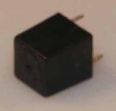 HF-Drosselspulen, 2200 µH, 76 mA, 22 Ohm