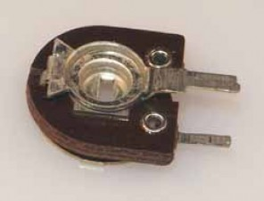 Trimmpotentiometer, 150V, 220K Ohm