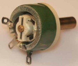 Drahtpotentiometer 100 Ohm