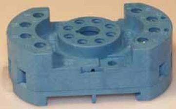 Stecksockel für Relais  11 polig