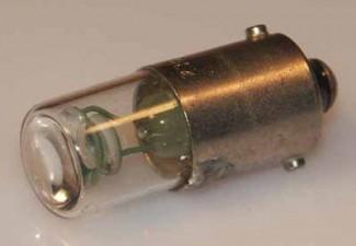 Glimmlampe 220V, Ba9s, 1.3mA
