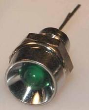 Leuchtdiode grün, 30 mA 2 Volt
