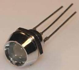 Leuchtdiode rot / grün, 10 mA  2.3 Volt
