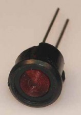 Leuchtdiode, grün,25 mA  4 Volt