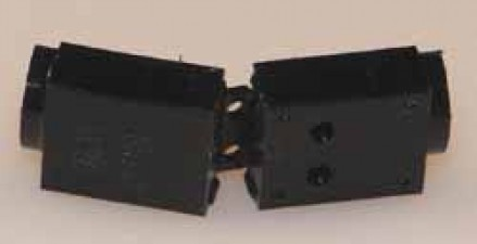 Montageclip für LED ⌀ 3mm