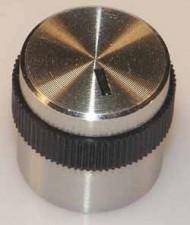 Knopf, D:16 mm, H:15 mm, rund