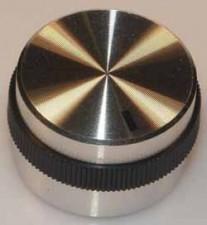 Knopf, D: 22.2mm, H: 17.5mm, rund
