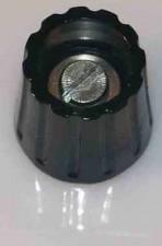 Drehknopf ⌀14.5mm, Achs-⌀4mm, schwarz