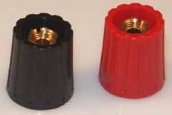 Drehknopf ⌀14.5mm, Achs-⌀6mm, schwarz
