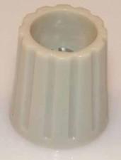 Drehknopf ⌀14.5mm, Achs-⌀4mm, grau