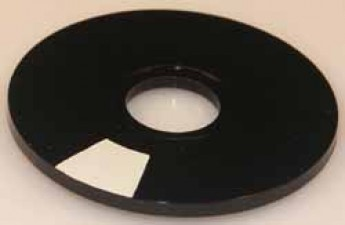 Stator schwarz zu Knopf ⌀21mm
