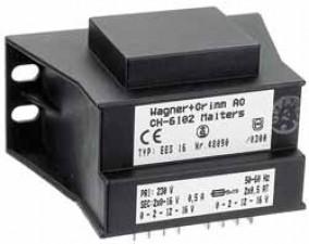Universal-Transformatoren 2 x 0.8A, El66