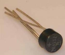 Brückengleichrichter 80 V Rund WOG, General Semiconductors