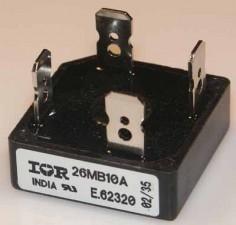 Brückengleichrichter 25A
