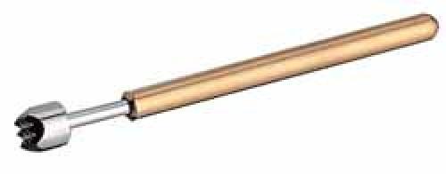 Federkontakte, ø1.37 x 24.64mm, mit Stern