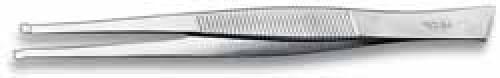 Pinzette, L 115 mm, für axiale Bauteile von D   1.3 - 3 mm