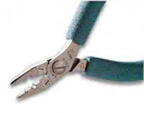 Seitenabisolierer mit feinen, wechselbaren Messern, L 120 mm