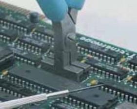 Zange - Bestückungswerkzeug, 40 Pin ( 53mm )