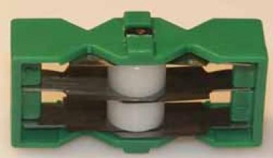 Ersatzklingenkassette Grün