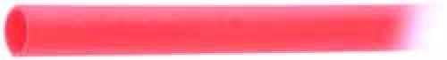 Schrumpfschlauch, Thermofit RNF-3000, Innen ⌀ 12mm, ⌀ nach Schrumpfung 4mm, L 1.2m, rot