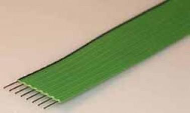 Flachbandkabel AWG 24, 13polig, Raster 2.5mm, Höhe 1.4mm, Breite 30mm