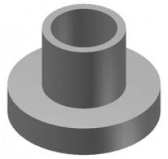 Isolierbuchsen ⌀ 7.1 mm