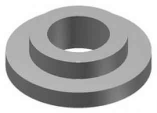 Isolierbuchsen ⌀ 9.3 mm