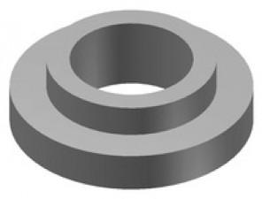 Isolierbuchsen ⌀ 6.3 mm