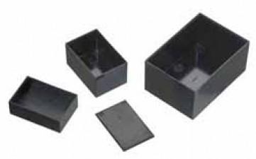 Modulgehäuse, Duroplast Diallyl, 17.3 x 14.8 x 15.2 mm