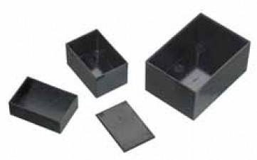Modulgehäuse,  ABS,  25 x 25 x 15 mm