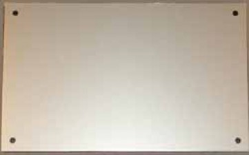 Frontplatte, 9500.120/D ; 9500.121/D