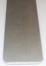 Frontplatte Alu eloxiert 35.5 x 14.4 x 1mm zu Gehäuse 9500.234A