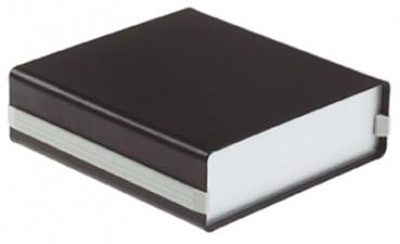 Apparate-Gehäuse 100.5 x 156 x 220 mm, mit abgerundeten Kanten