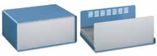 Apparate-Gehäuse 110 x 230 x 400 mm