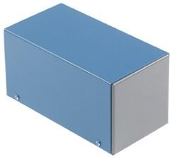 Alu-Kleingehäuse  55 x 105 x 175 mm