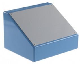 Pultgehäuse 400 x 197 x 247 mm, blau