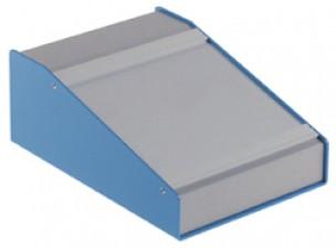 Pult-Gehäuse 160 x 70 x 230 x 40 mm
