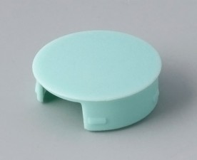 COM-KNOBS Deckel ⌀ 20mm, grün
