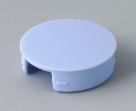 COM-KNOBS Deckel ⌀ 23mm, blau