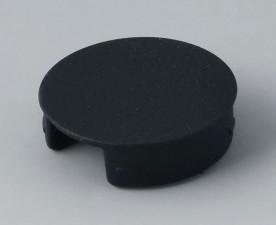 COM-KNOBS Deckel ⌀ 23mm, schwarz