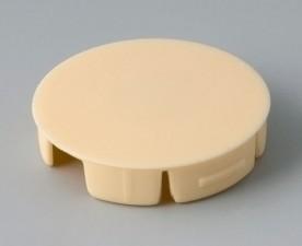 COM-KNOBS Deckel ⌀ 31mm, gelb