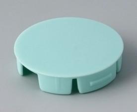 COM-KNOBS Deckel ⌀ 31mm, grün