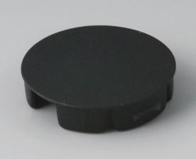 COM-KNOBS Deckel ⌀ 31mm, schwarz