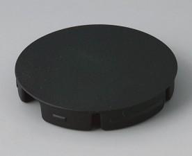 COM-KNOBS Deckel ⌀ 40mm, schwarz