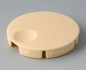 COM-KNOBS Deckel ⌀ 40mm, gelb