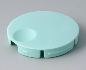 COM-KNOBS Deckel ⌀ 40mm, grün