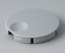 COM-KNOBS Deckel ⌀ 40mm, grau