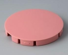 COM-KNOBS Deckel ⌀ 50mm, rot
